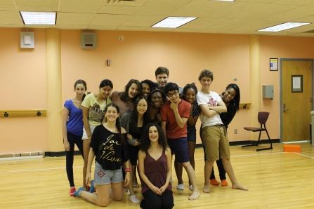 Conservatory Dance Class