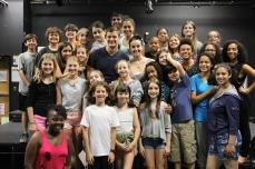 Shrek Cast Summer 2013