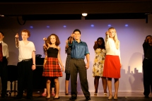 Merrily We Roll Along Summer 2008