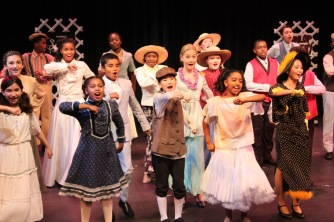 The Music Man Summer 2016