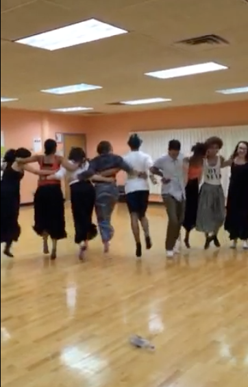 Musical Theatre Dance Styles Class