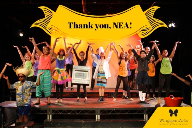 NEA Thank You